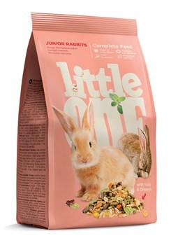 Little One — корм для молодых кроликов - фото 6136