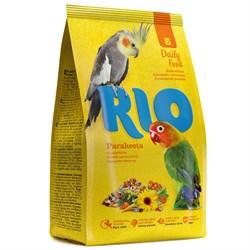 РИО корм  для средних попугаев - фото 6172