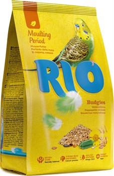 РИО корм для волнистых попугаев в период линьки - фото 6244
