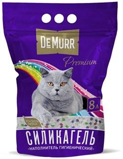DeMurr Premium Наполнитель силикагелевый 8 л - фото 6703
