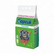 Барсик Стандарт Впитывающий наполнитель для туалета кошек 4,54 л