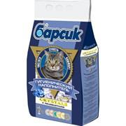 Барсик crystals наполнитель для кошачьего туалета с силикагелем, 4,54 л