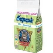 Барсик Mix древесный Наполнитель антибактериальный для туалета кошек 4,54 л