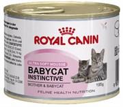 Royal Canin Babycat Instinctive мусс для котят с момента отъема до 4 месяцев, 0,195