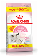 Royal Canin Mother&Babycat 400г+400г Акция