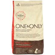 One&Only Ягненок с рисом для взрослых собак всех пород