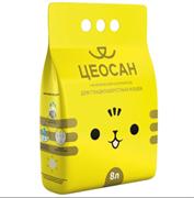 Цеосан Наполнитель для короткошерстных кошек
