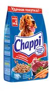Chappi сухой корм для собак Говядина по-домашнему