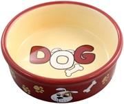 Миска TRIOL DOG керамическая 0,25 л