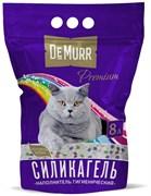 DeMurr Premium Наполнитель силикагелевый 8 л